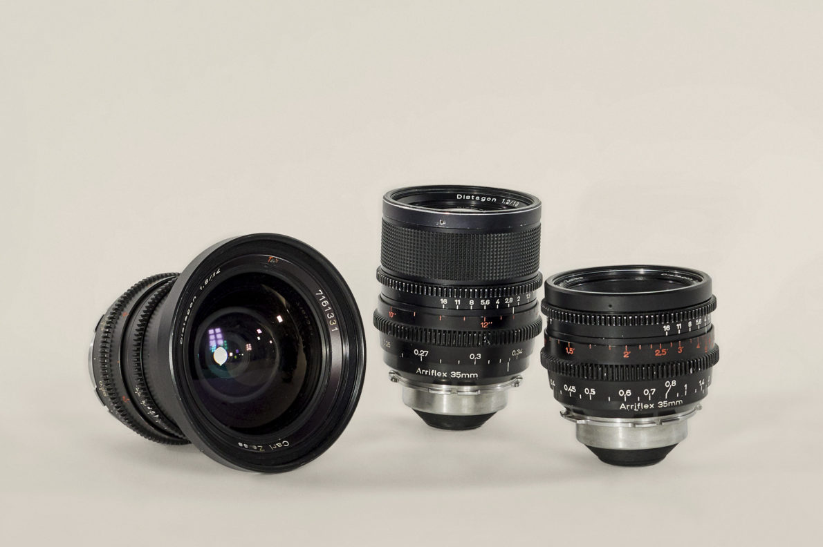 ZEiSS Super Speed Primes
