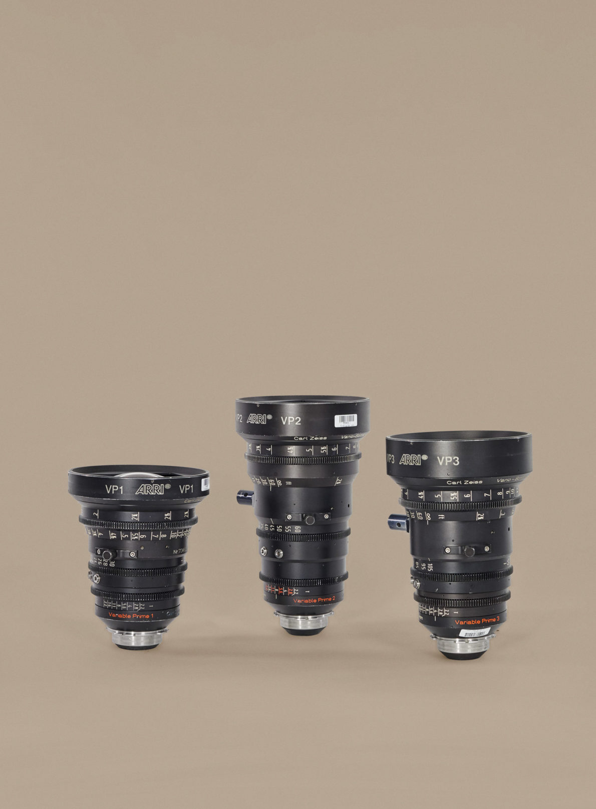 ZEiSS Variable Primes